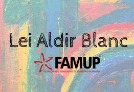 Famup e prefeitos se reúnem com secretários de Cultura, Fazenda e Administração para debater Lei Aldir Blanc