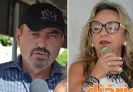 """CLIMA QUENTE EM CAJAZEIRAS: deputado acusa Drª Paula de corrupção, e deputada rebate """"A PB inteira me conhece""""- OUÇA ÁUDIOS"""