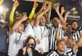 O MAIORAL: Mesmo perdendo para o Campinense, Treze é o campeão paraibano de 2020