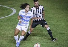 Treze tem jogador expulso e perde para o Paysandu pela Série C