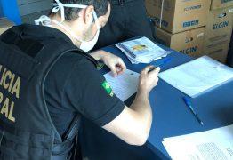 ARATU: PF deflagra operação e cumpre 18 mandados de prisão na Paraíba e Nordeste