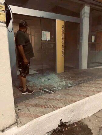 BANCO CO 336x445 1 - Homens armados assaltam Banco do Brasil de Coremas