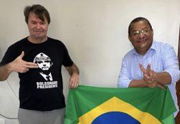 SURPRESA: Nilvan Ferreira recebe apoio do deputado estadual Moacir Rodrigues, irmão de Romero Rodrigues