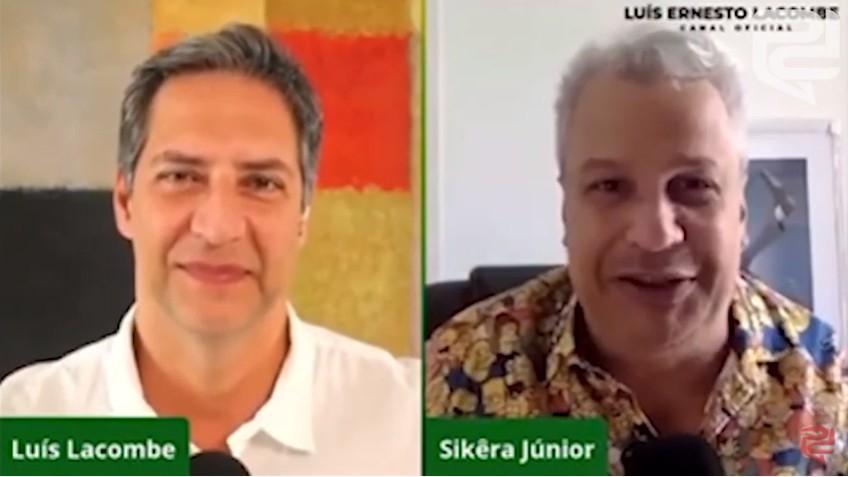 SIKERA JR - 'TIVE QUE BLINDAR OS CARROS': Sikêra Jr acusa esquerda paraibana de perseguição e cita 'pressão' por sua demissão da TV; VEJA VÍDEO