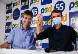 Romero Rodrigues anuncia apoio do PSD à candidatura de Ruy Carneiro