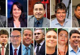AGLOMERAÇÕES EM JOÃO PESSOA: Quem são os pré-candidatos que já conseguiram partidos para lhe apoiar nas eleições