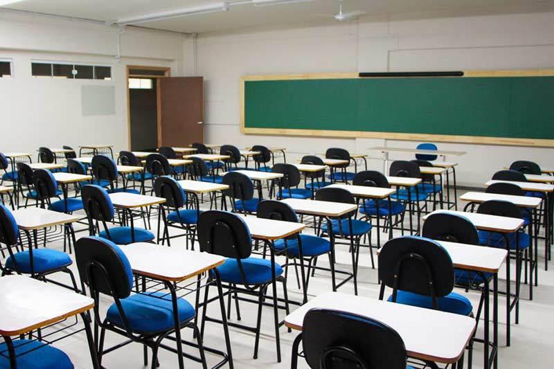 aulas 3 0 - Aulas no formato híbrido na rede pública estadual começam no início de setembro e haverá revezamento de turmas