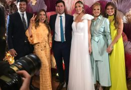 SELANDO O AMOR: Empresário paraibano se casa com irmã de ministro e genro de Silvio Santos