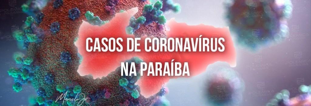 covid 19 - BOLETIM EPIDEMIOLÓGICO: Paraíba registra 01 óbito por Covid-19 nas últimas 24h