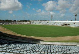 Jogos de futebol na Paraíba seguem sem torcidas até que direção de estádios cumpram recomendações