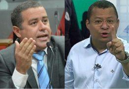 """""""ARMAÇÃO"""": João Almeida põe em dúvida ameaça contra Nilvan Ferreira"""