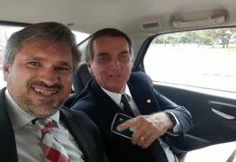 O DELEGADO APELOU! Vídeo em que Bolsonaro aparece apoiando Virgolino foi gravado há 4 anos por Julian Lemos