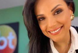 SBT define Márcia Dantas como substituta de Rachel Sheherazade