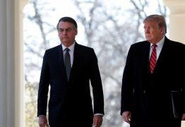 Bolsonaro e Trump levam prêmio de mais irrelevantes por gestão da covid
