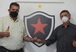 """Chapa """"Belo para Todos"""" é lançada para disputar à presidência do Botafogo-PB"""