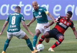"""Após polemicas e batalha judicial, Palmeiras e Flamengo empatam neste domingo (27) no """"Jogo da Discórdia"""""""