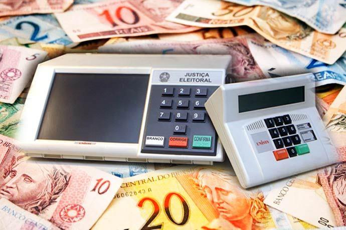 urna dinheiro - Candidatos e partidos devem entregar prestação de contas até esta terça-feira (15)