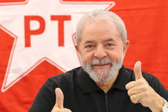 00 55 - DE QUE LADO?! PT nacional diz que Lula apoia Ricardo e ex-presidente aparece no guia de Anísio em 'vídeo genérico'