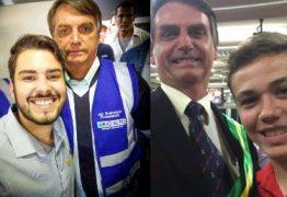 QUINTA DE FOGO GALDINIANA: Bolsonaro dará apoio para dois jovens candidatos a vereador na PB