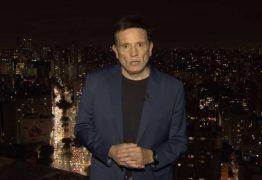 SBT anuncia saída do jornalista Roberto Cabrini após 11 anos
