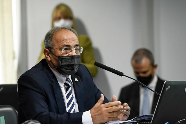 16832 8F3658403316B8B2 - NA MIRA DA PF: Chico Rodrigues pede para deixar a vice-liderança do governo no Senado