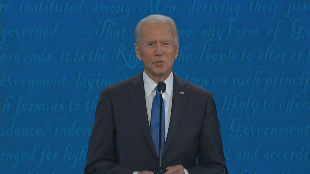 17254 BEDF615C2DDBF7A0 1024x576 - Biden venceu último debate com Trump, mostra pesquisa CNN