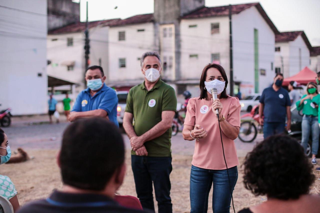 1a45bdb9 c001 45f1 8577 4772d11dde09 - Edilma Freire garante mais habitação, infraestrutura e ações sociais para as comunidades