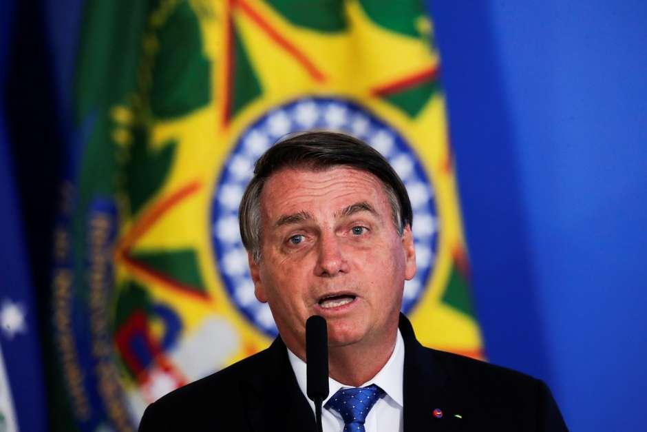 2020 10 14T140920Z 1 LYNXMPEG9D17D RTROPTP 4 BRAZIL POLITICS - Bolsonaro culpa isolamento por aumento do preço do arroz