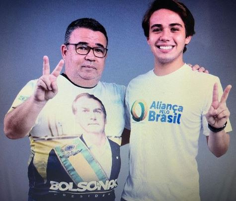 225511 - Candidato bolsonarista é agredido em João Pessoa, e ameaçado de morte; confira