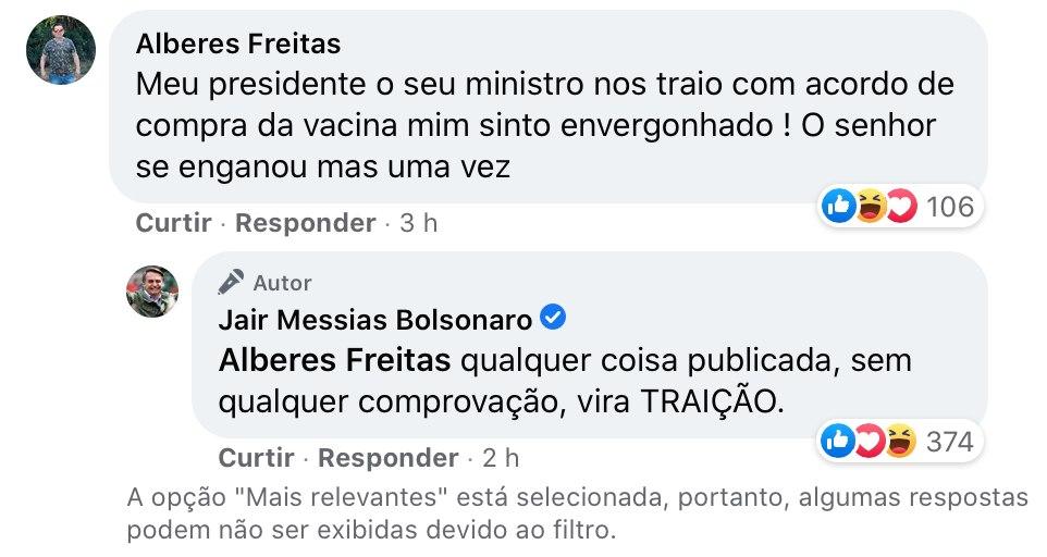 """5230FDF5 4671 46AF AF09 B0EEEA58D8C1 - DESASTRE NA PANDEMIA: João Azevedo critica Bolsonaro por suspender compra da vacina chinesa: """"Pequenez política"""""""