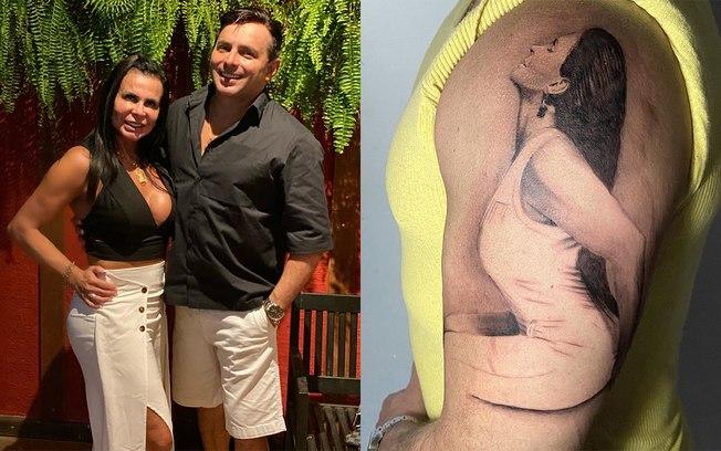 548nw8prqmqm6sak5jj6axewp - Novo marido de Gretchen tatua a cantora no braço