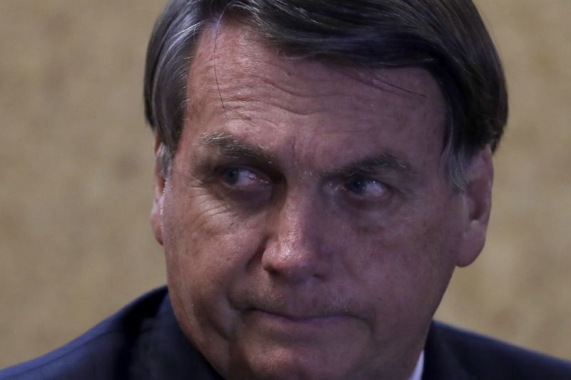 77ebf9f0 121c 11eb b6df 9dabb59aecb7 - Em live, Bolsonaro ignora eleição nos EUA e diz não saber se tentará reeleição