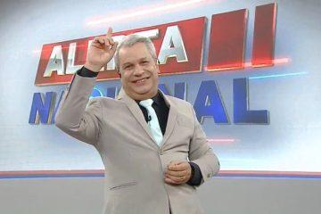 """Alerta Nacional com Sikera Junior 360x240 - """"ISCA PARA LACRADOR"""": Sikêra Jr criou uma empresa fake para enganar seus telespectadores"""