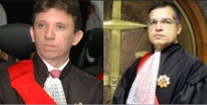 Capturar 24 - Desembargadores Leonardo Trajano e Thiago Andrade são eleitos presidente e vice do TRT da Paraíba