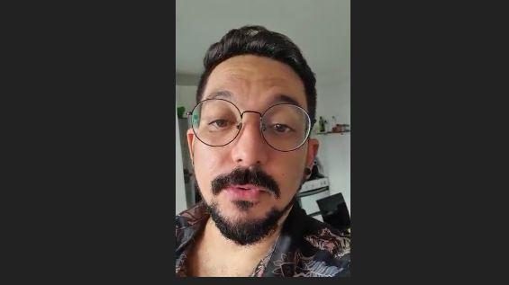 Capturar.JPGjj  - Advogado grava vídeo e faz críticas ao sistema de saúde em JP - ASSISTA