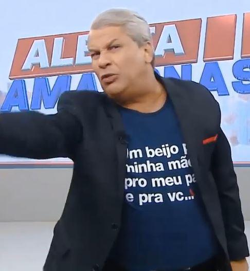 Capturar9 - Apresentador Sikêra Jr volta a atacar Xuxa após denúncia no MP