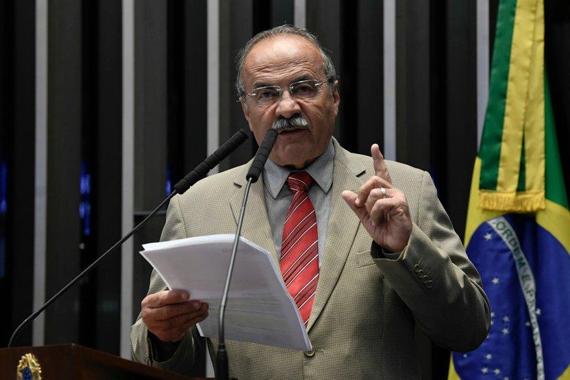 Chico Rodrigues - 'Linchado por ter guardado próprio dinheiro', diz defesa de Chico Rodrigues, o senador da cueca