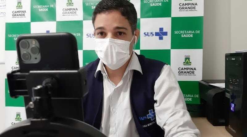 Filipe Reul - Secretário confirma data de retorno de cirurgias eletivas em Campina Grande