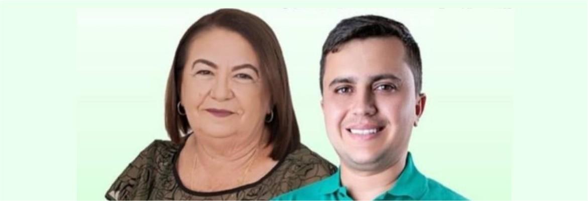 GILBERTO E SOCORRO - EM FAMÍLIA: Prefeito abre mão de disputar reeleição e cede vaga para a tia; confira