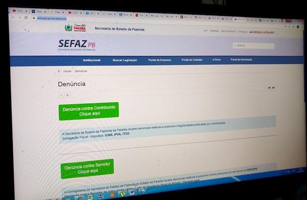 IMAGEM CANAL DENUNCIA OK 2 - Número de denúncias anônimas contra sonegação fiscal cresce 65% em dez meses