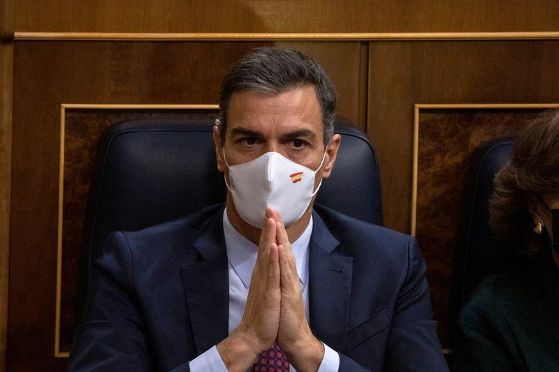 LYNXMPEG9O0DS L - SEIS MESES: Espanha declara novo estado de emergência por segunda onda de coronavírus