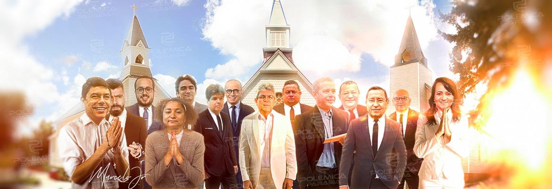 Religião - COM FÉ NA ELEIÇÃO: do evangélico ao ateu, conheça a vida religiosa dos candidatos à Prefeitura de João Pessoa