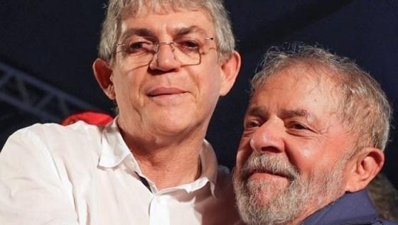 Ri ca - DUAS DECISÕES: juíza determina que Ricardo Coutinho retire do ar propaganda com Lula