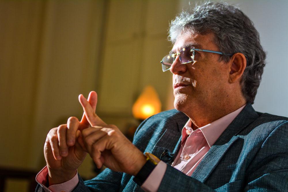 Ricardo Coutinho permanecerá preso - CONTAS DE RICARDO: ALPB deve adotar critério de 'maioria simples' para votar parecer do TCE