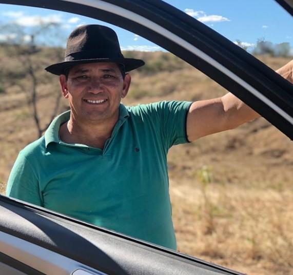 Sem título 1 - PARTICIPAVA DA CAMPANHA ATIVAMENTE: Vice-prefeito de Cajazeiras testa positivo para Covid-19 e está internado em João Pessoa