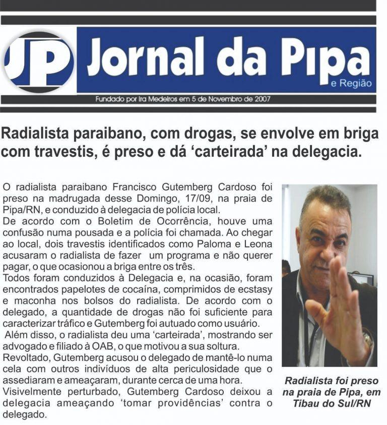 WhatsApp Image 2020 10 18 at 11.18.11 1 768x843 1 - NA PF: Gutemberg Cardoso fala sobre fake news e afirma ter procurado a polícia - OUÇA ÁUDIO
