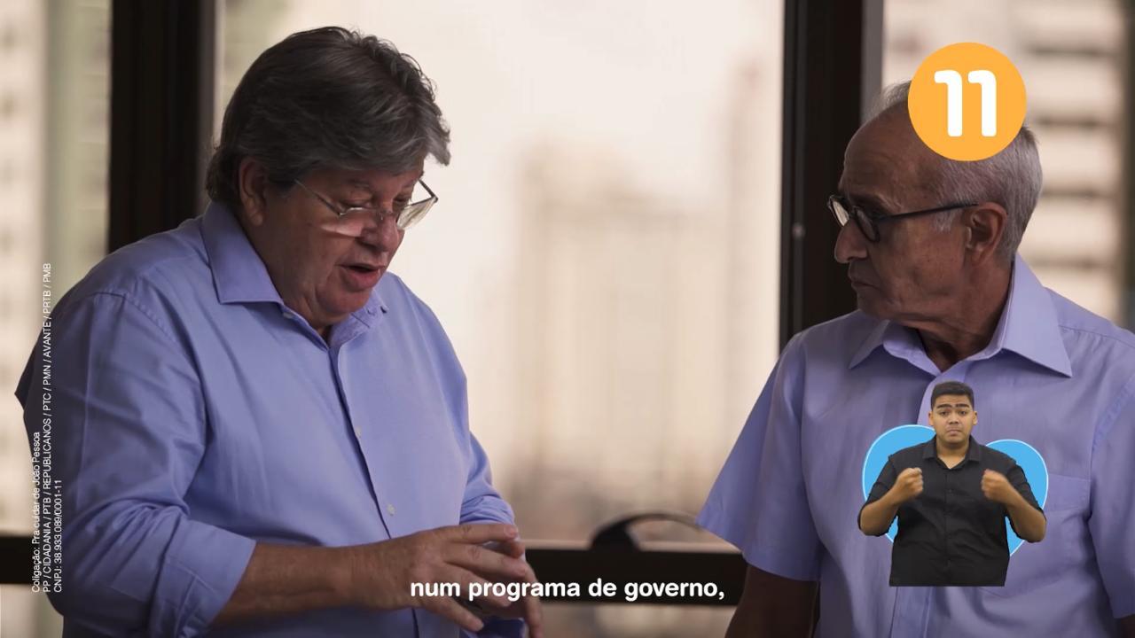 """WhatsApp Image 2020 10 23 at 14.07.14 - Líder nas pesquisas, Cícero diz que chegou a hora de João Pessoa ter um prefeito e um governador trabalhando juntos"""""""