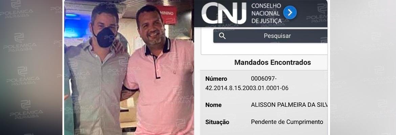WhatsApp Image 2020 10 29 at 09.18.02 - CABEDELO: cunhado de candidato está com mandado de prisão, e é procurado pelo Bope na Seinfra; confira