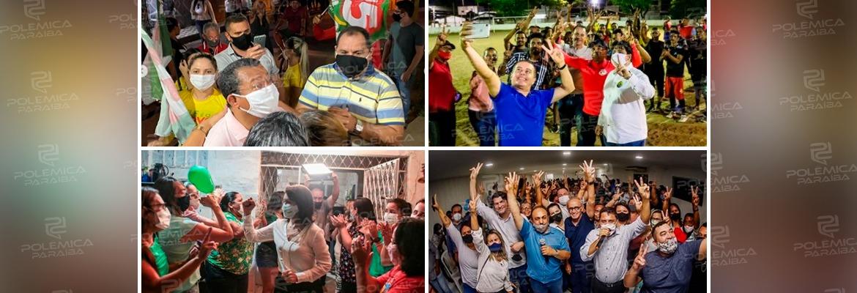 agloremaracoes jp - TRE-PB proíbe atos eleitorais com aglomeração em João Pessoa – LEIA DOCUMENTO