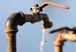 Cagepa suspende abastecimento de água em sete localidades de João Pessoa, nesta quinta-feira; confira